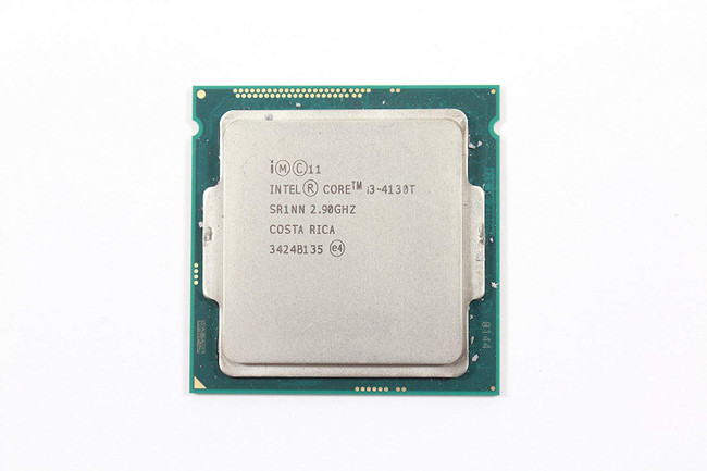 Intel Core i3-4130T Processor 2.90 GHz (Certified Refurbished)