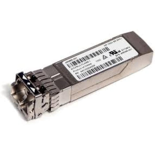 HP 455885-001 10GB SR SFP+ Optical Gigabit Ethernet Transceiver (Renewed)