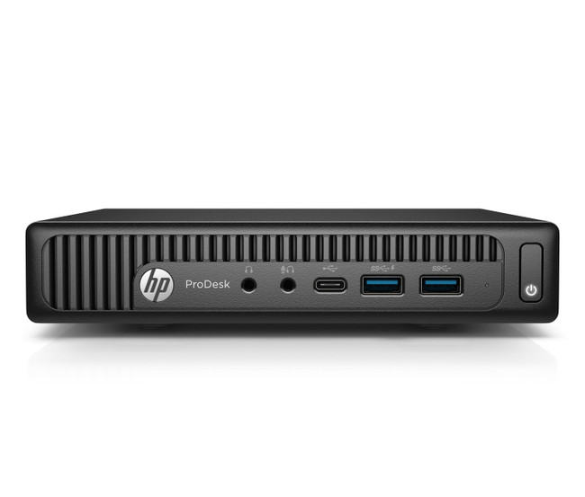 HP ProDesk 600 G2 Desktop Mini PC, Intel i7@2.8GHz, , Windows 7  (Renewed)
