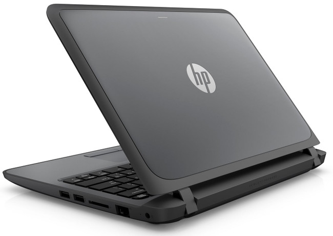 HP ProBook 11 EE G2 Notebook PC, 11.6 in, Intel Core i3@2.3 GHz, 4 GB DDR4 RAM, 128 GB SSD, Windows 10 (Renewed)