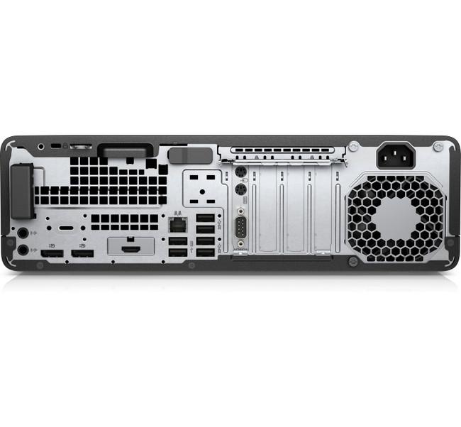 HP EliteDesk 800 G3 Small Form Factor PC, Intel Core i5@3.4 GHz, 8 GB DDR4 RAM, 500 GB HDD, Windows 10 (Renewed)