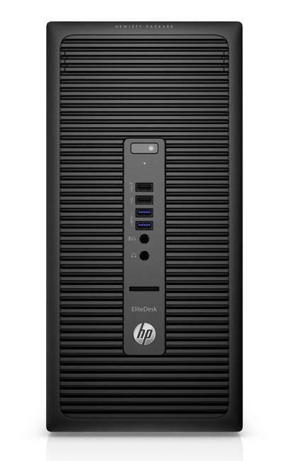 HP EliteDesk 705 G1 Microtower PC, 4 GB DDR3 RAM, 500 GB HDD, Windows 7  (Renewed)