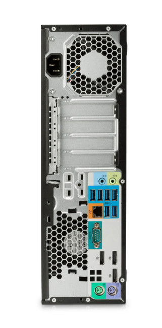 HP Z240 Small Form Factor Workstation, Intel Xeon E3-1240V5 3.5GHz, 16GB RAM, 256GB SSD, Windows 10 (Renewed)