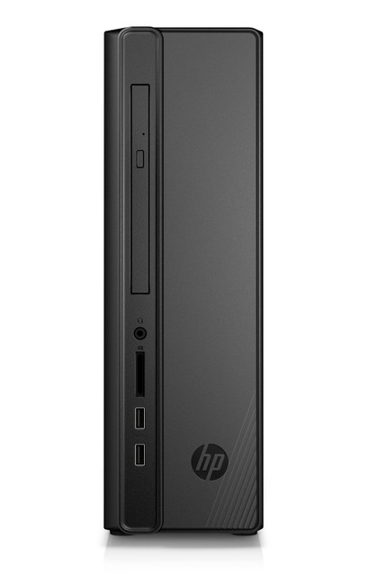 HP 280 G1 Slim Tower PC, 500 GB SSD, Windows 10 (Renewed)