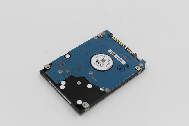 Toshiba MK8037GSX  80GB ATA 5400RPM 2.5in BARE HDD (Renewed)