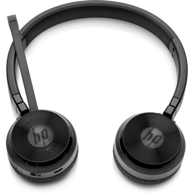 HP UC Wireless Duo Headset (Certified Refurbished)