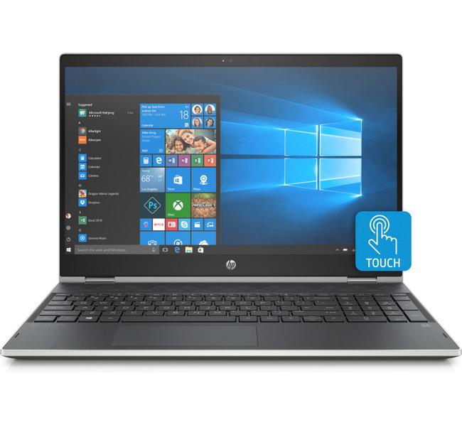 HP Touch Screen Pavilion x360 - 15-cr0075nr, Intel i3 7100U@2.4GHz, 8GB RAM, 1TB SSD, 3VN45UA  Windows 10 (Renewed)