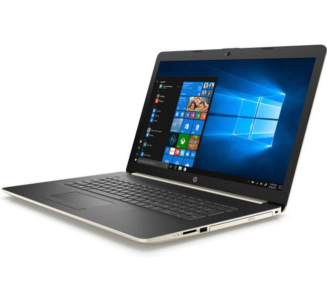 4RB19UA HP Notebook - 17-ca0003ds, AMD A9 Series@3.1 GHz, 8 GB DDR4 RAM, 1TB HDD Windows 10 (Certified Refurbished)