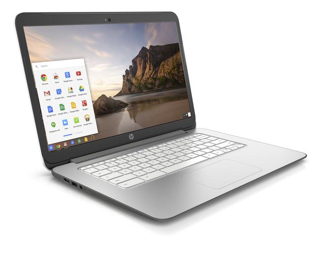 HP Chromebook - 14-x010nr, NVIDIA Tegra K1 Processor, 2GB RAM, 16GB SSD, Chrome OS (Scratches / Scuffs)