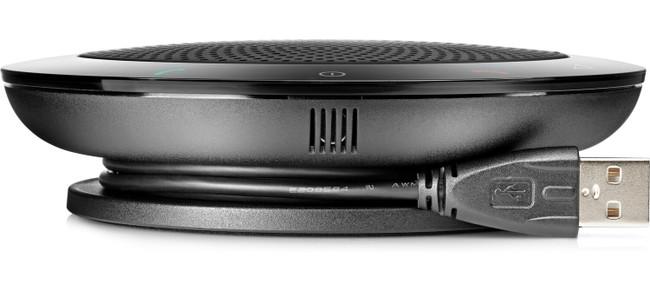 HP K7V16AA UC Speaker Phone (Certified Refurbished)