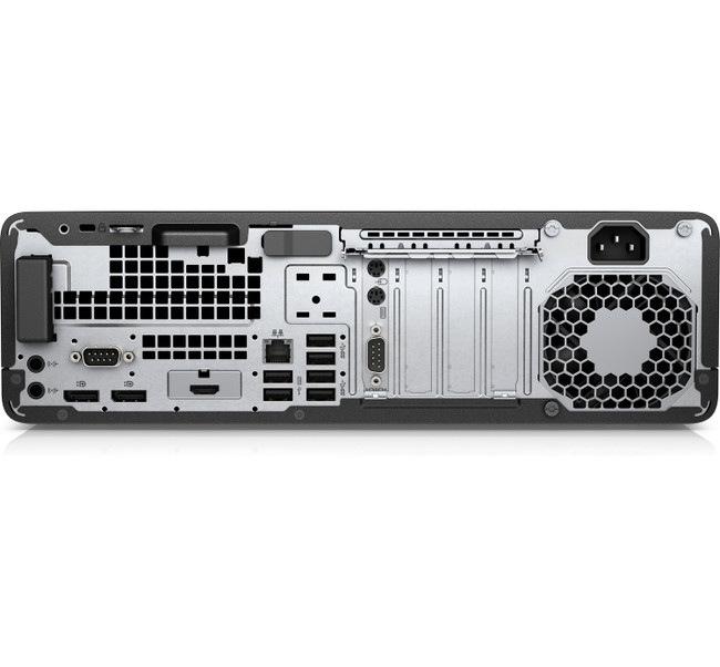 Y2Z63AV HP EliteDesk 800 G3 Small Form Factor PC, Intel Core i7-7700@3.6GHz, 16GB RAM, 256GB SSD, Win 10 Pro (Renewed)