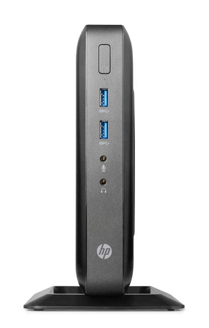 HP t520 Thin Client GX-212JC@1.2GHz 8GB RAM 64GB HP ThinPro V2V48UA (Renewed)