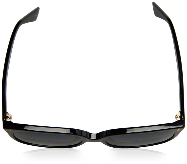 Gucci GG0022S Sunglasses 001 Black / Grey Gradient Lens 57 mm (C)