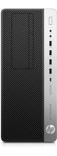 HP EliteDesk 800 G3 Tower PC (Renewed)