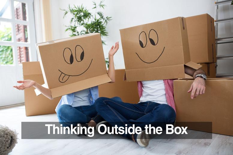 Refurbishing Ideas: Thinking Outside the Box