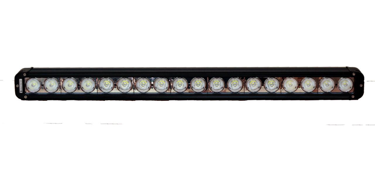 "Southern lite LED 30"" LED light bar Eighteen 10 Watt XM-L USA Cree LEDs  -  18,000 Lumens"