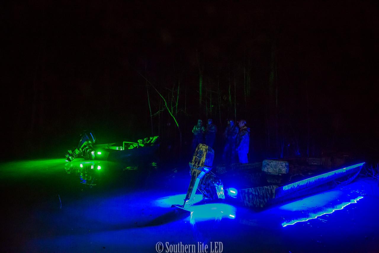 led wake lights