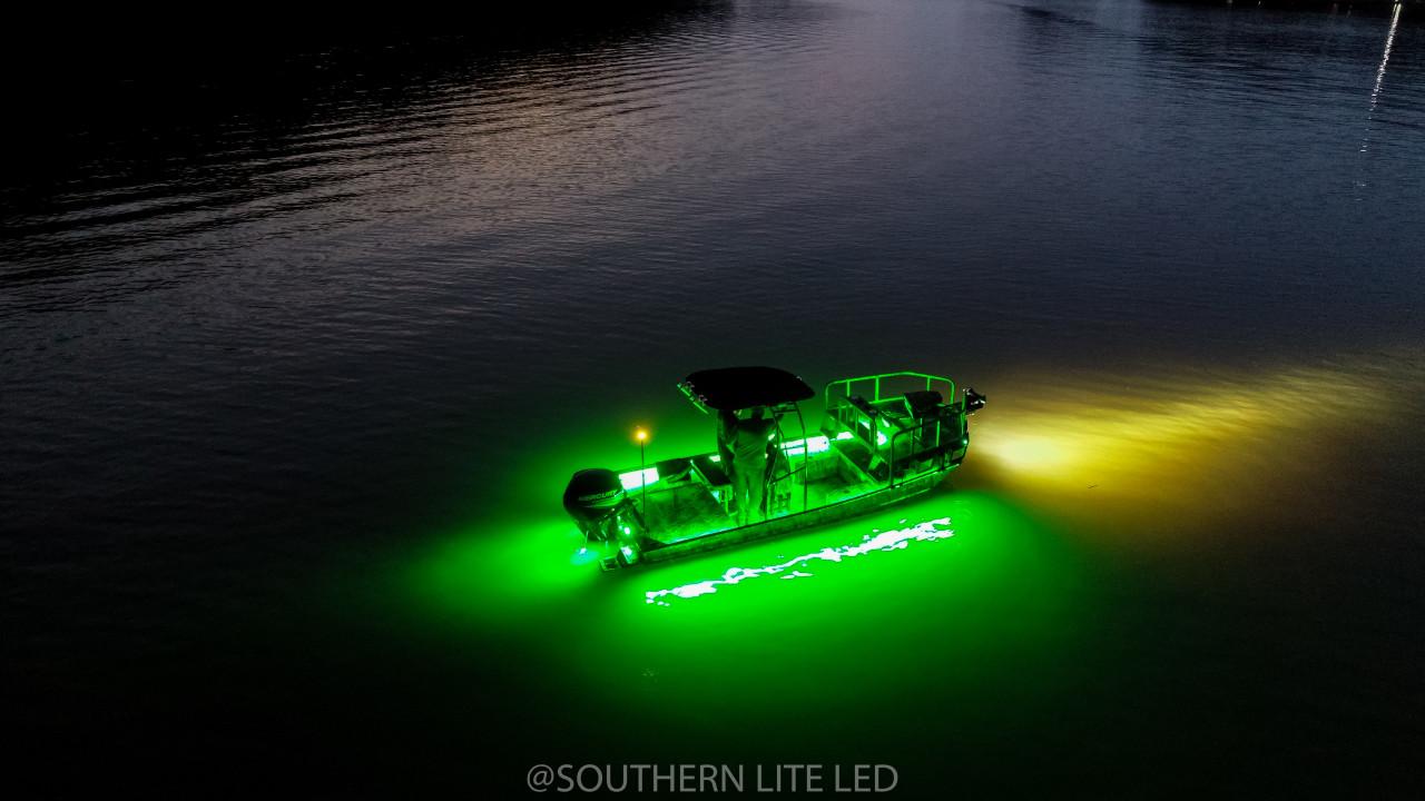 lights for interior boat