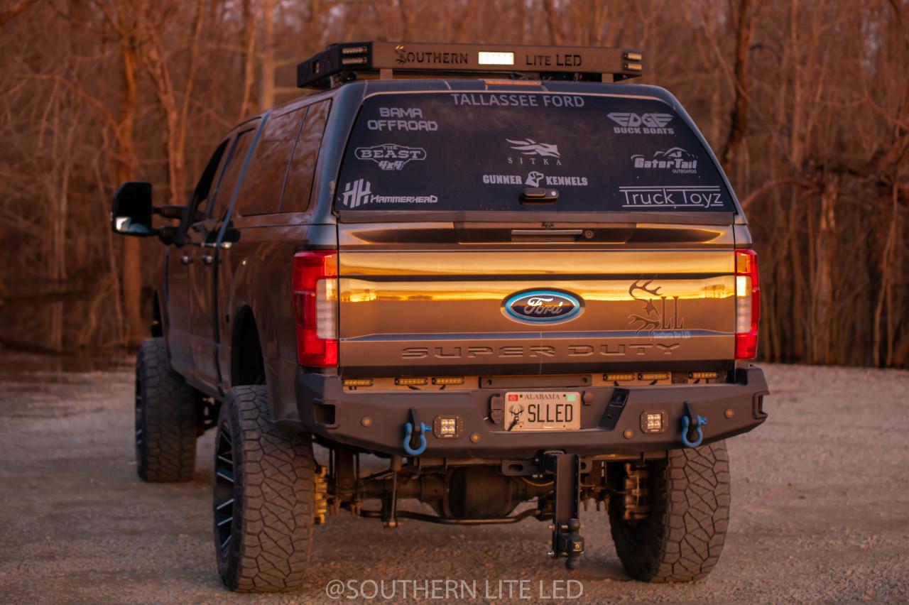 Ultimate Outdoor Truck Roof Rack