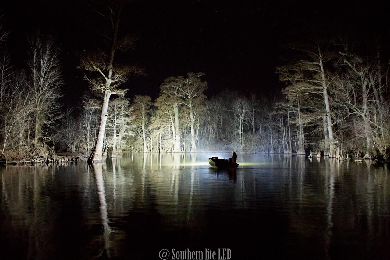 gen 3 duck boat light