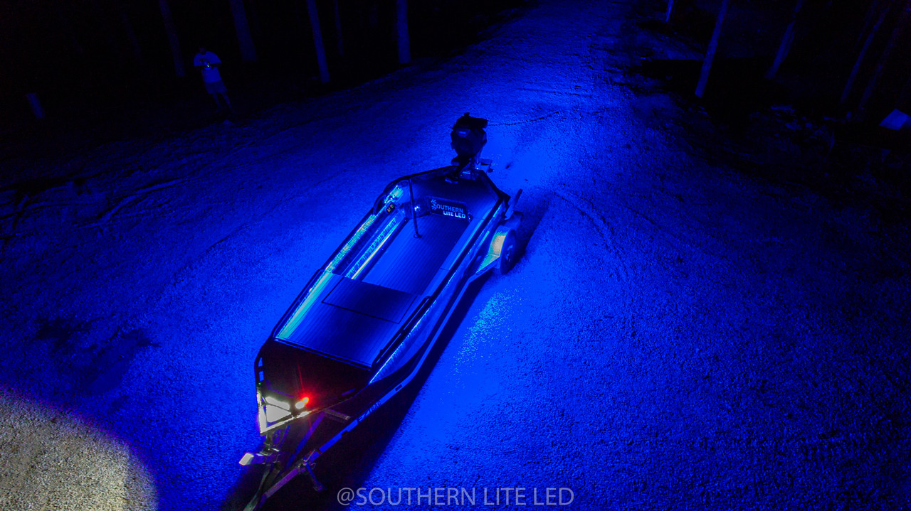 Southern lite LED Duck boat light package