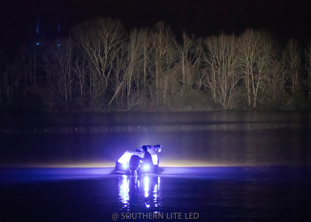 THE ULTIMATE DUCK BOAT LIGHTING PACKAGE