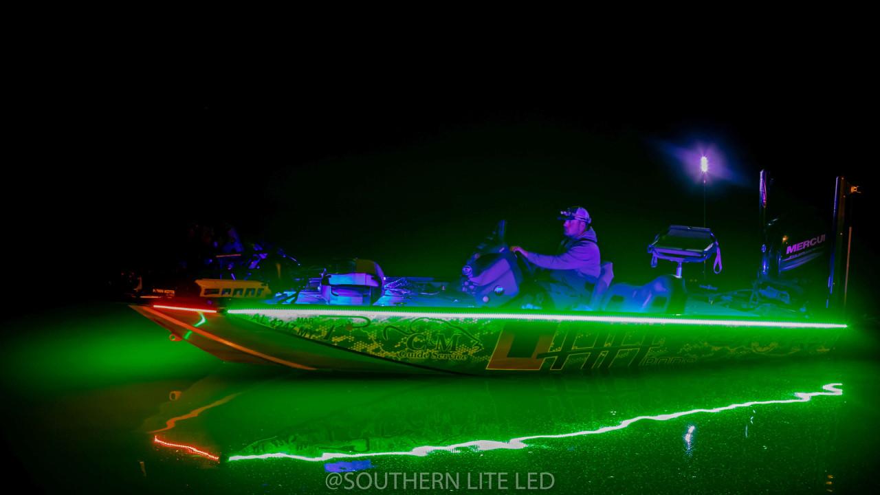 southern light bass boat light