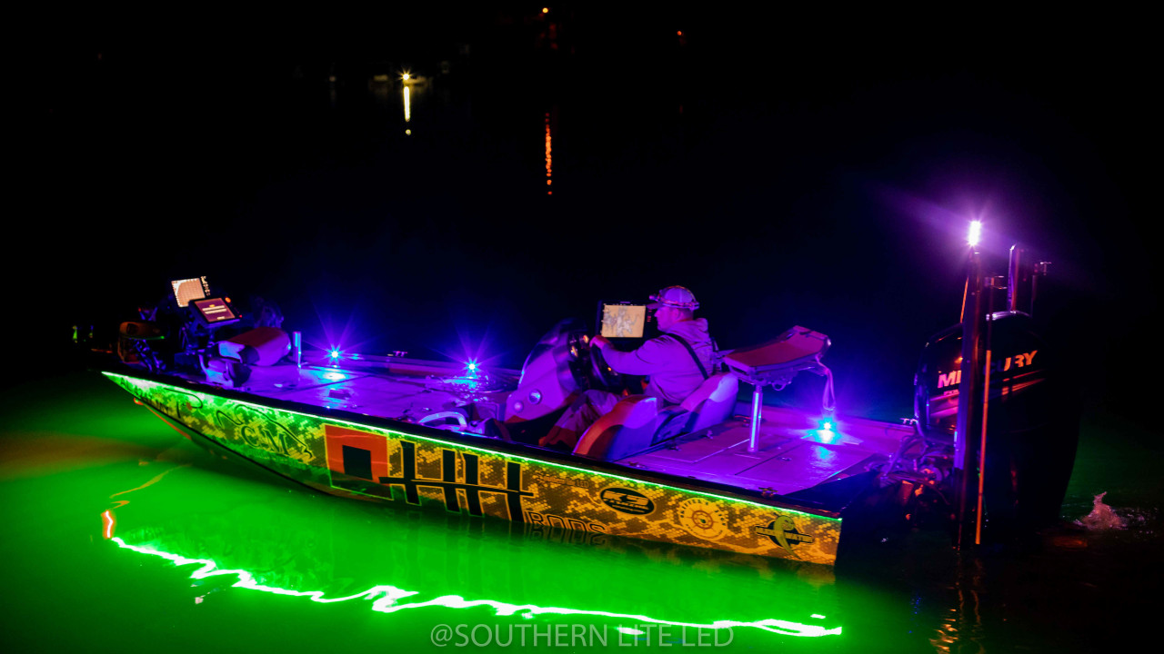 THE ULTIMATE BASS BOAT LIGHTING PACKAGE