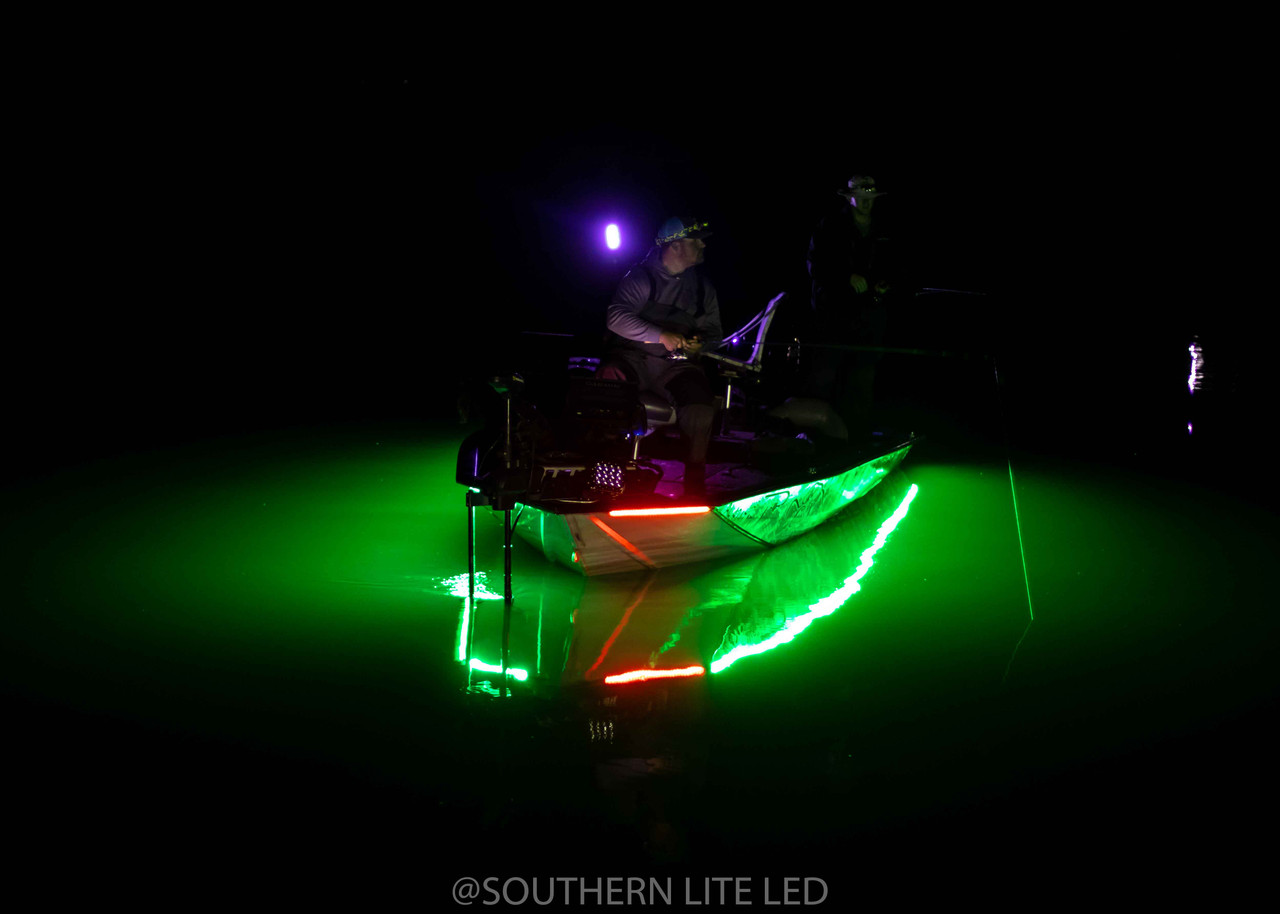 ultimate bass boat light package