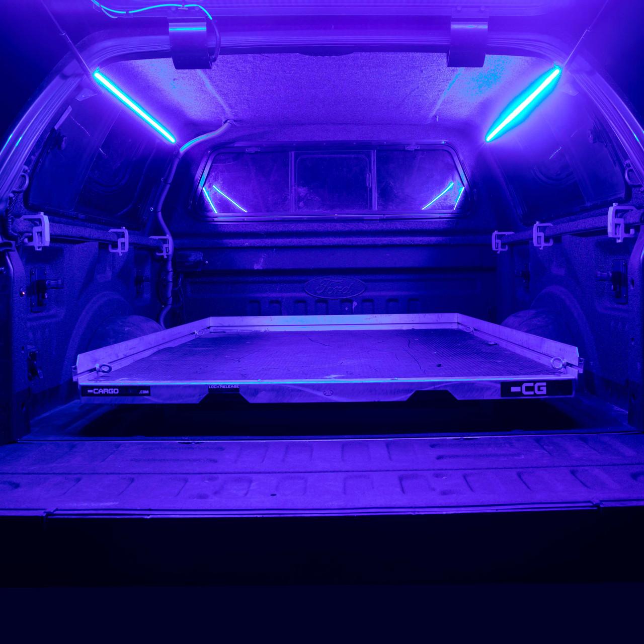Basic Truck Topper Snake Tube Illumination Kit