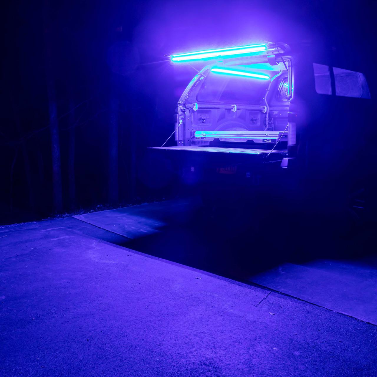Ultimate Truck Topper Snake Tube Illumination Kit
