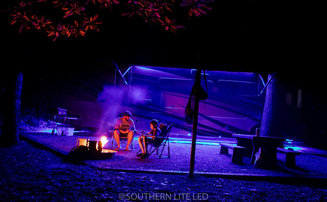 motorcoach underglow