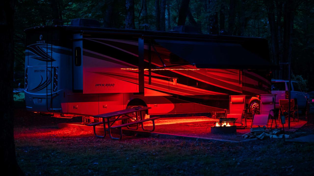 awning led light kit