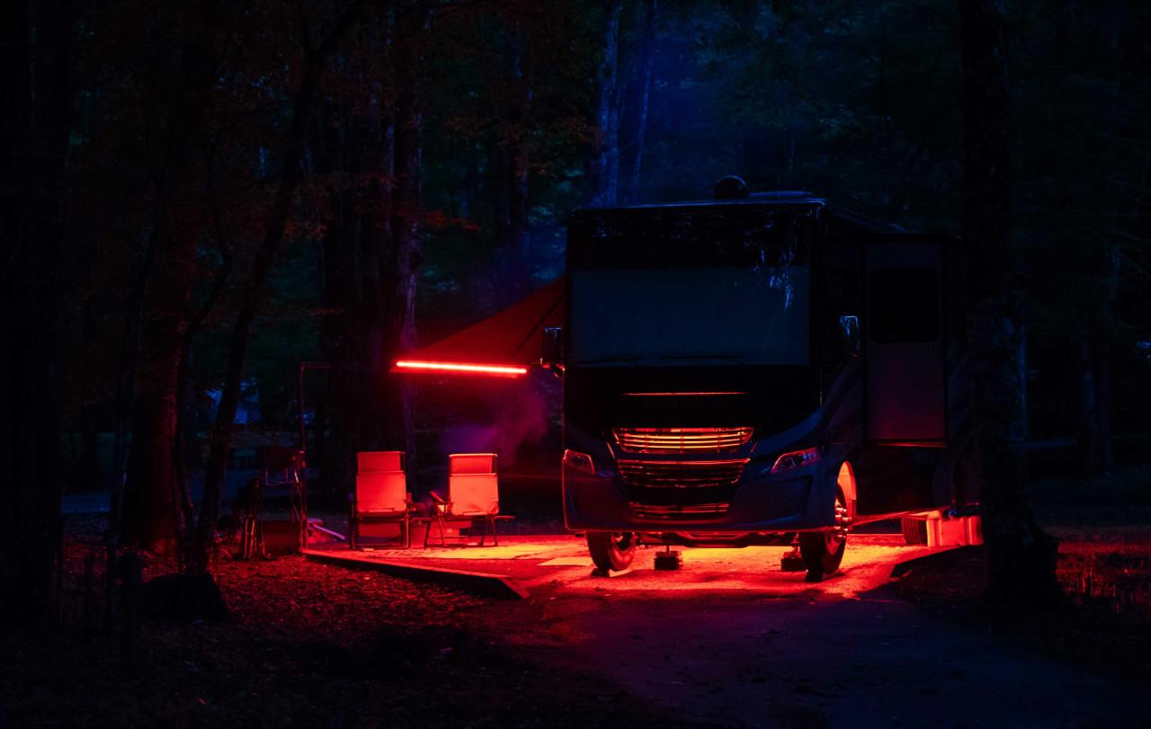 brightest led awning lights