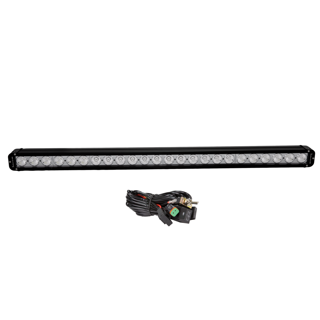 """40"""" Southern lite LED Light Bar - 240 Watts - 24,960 Lumen - Includes wiring harness and slide track mounting"""