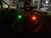 Navigation Lights - RED/GREEN Mini Kick Pair