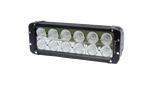 "**NEW Dual Row 11"" Southern lite LED Light Bar - 12,480 Lumens - 120 Watts total"