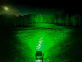 "DND Colored Hunting 40"" LED Light Bar"