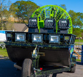 Pro 80 WATT High Performance LED Bowfishing Light