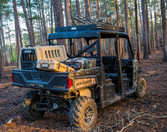CARRIES TWO FULL SIZE CLIMBING TREESTANDS