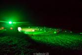 LED LIGHT GREEN PREDATOR