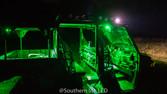 Southern lite LED polaris rack