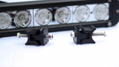Slide mounting brackets include.