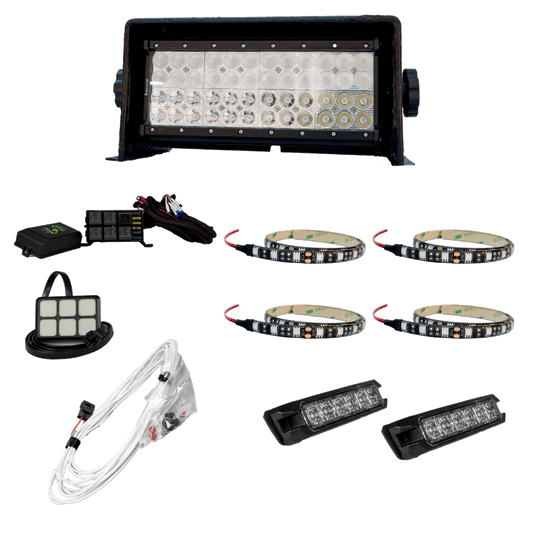 ultimate duck boat light package