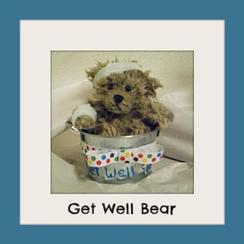 Get Well Plush