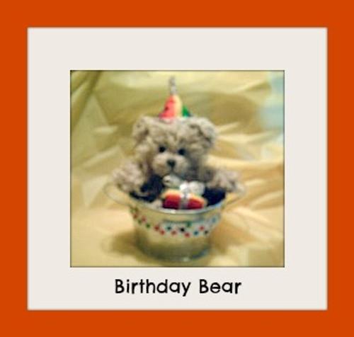 Birthday Plush