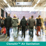Complete Surface and Air Biosecurity Solution To Combat Covid-19 Through Clensair™ Technology
