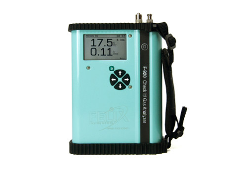 F920 Check It! Gas Analyser