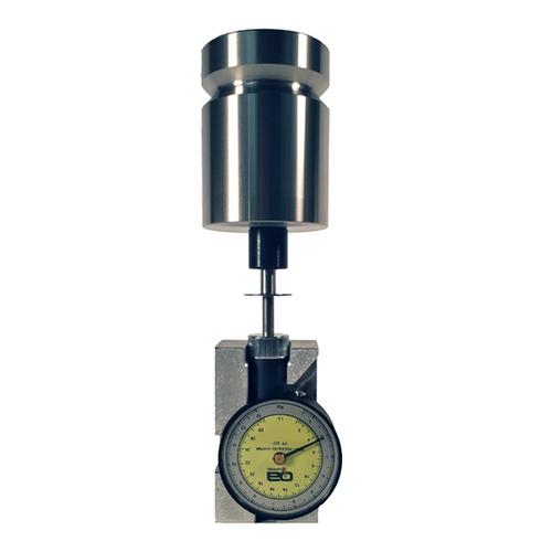 2 kilogram weight to calibrate penetrometer