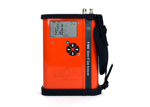 F-940 Store it! Gas Analyser